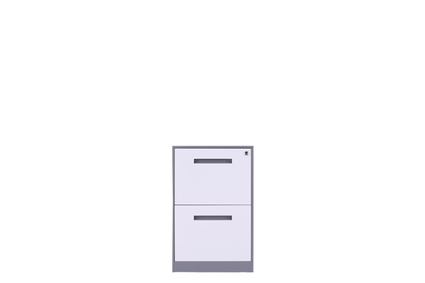 Two drawers filing cabinets